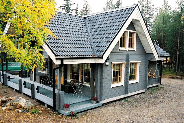 Фото - Финские дома: особенности и реимущества
