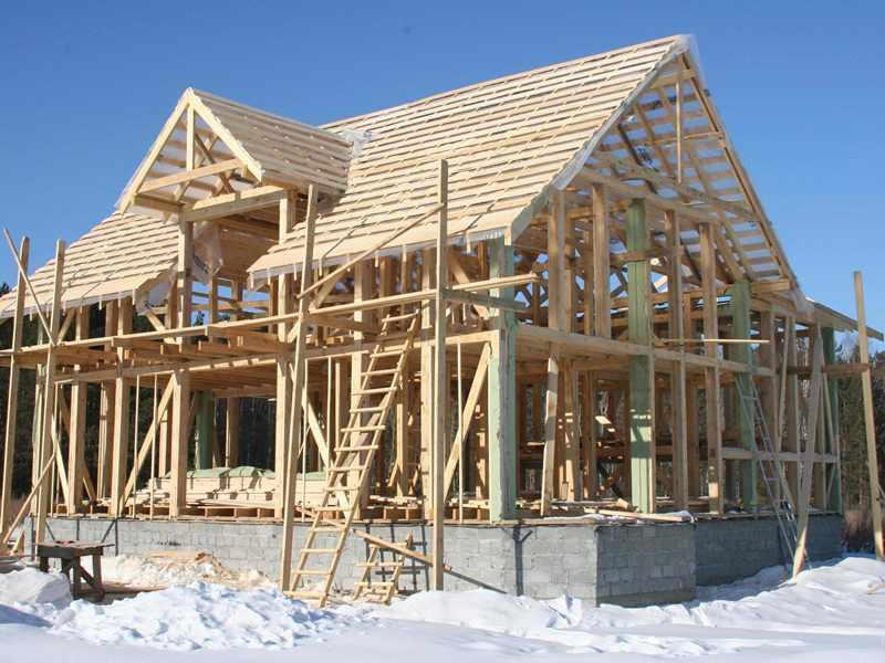 Фото - Подготовка к началу строительства загородного дома