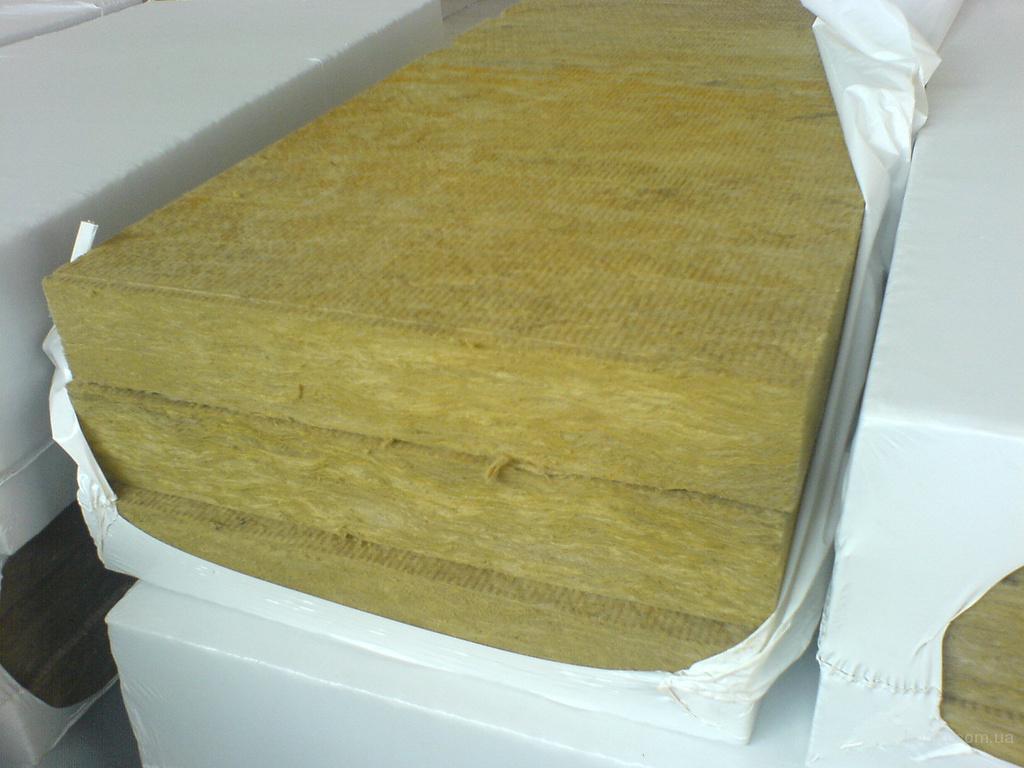 Фото - Базальтовая минеральная вата в строительстве