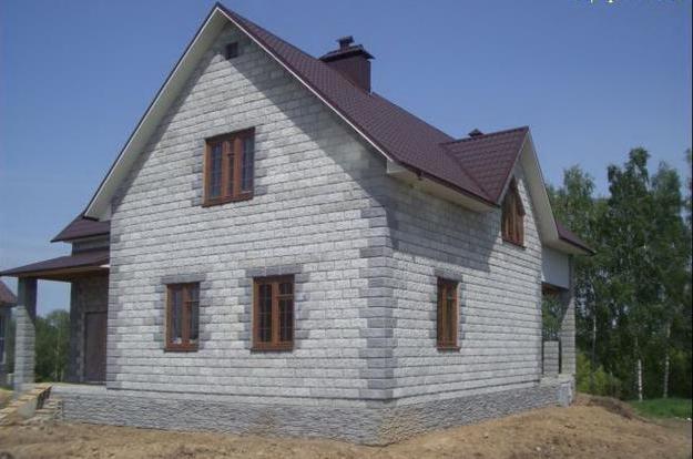 Фото - Особенности строительства домов из пеноблока
