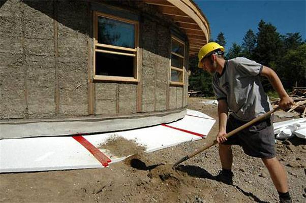 Фото - Грунт и фундамент при строительстве частного дома